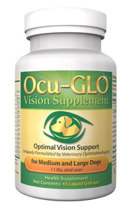 Ocu Glo Rx For Medium To Large Dogs