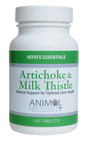Artichoke and Milk Thistle