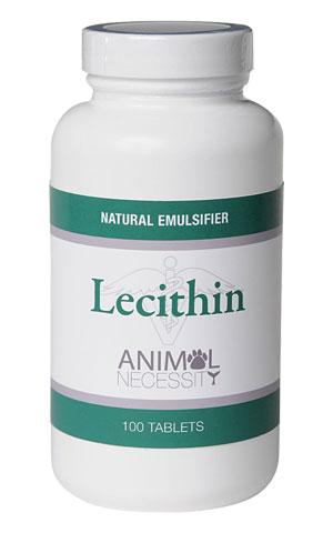 Lecithin Animal Necessity